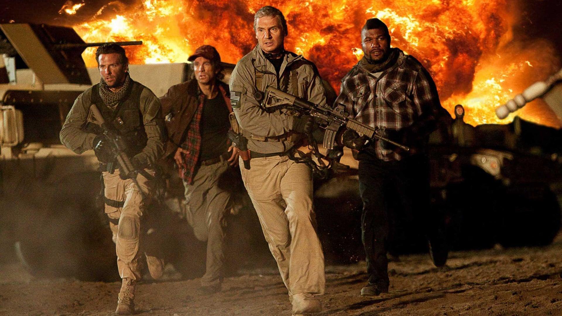 天龙特攻队 The A-Team (2010) 1080P
