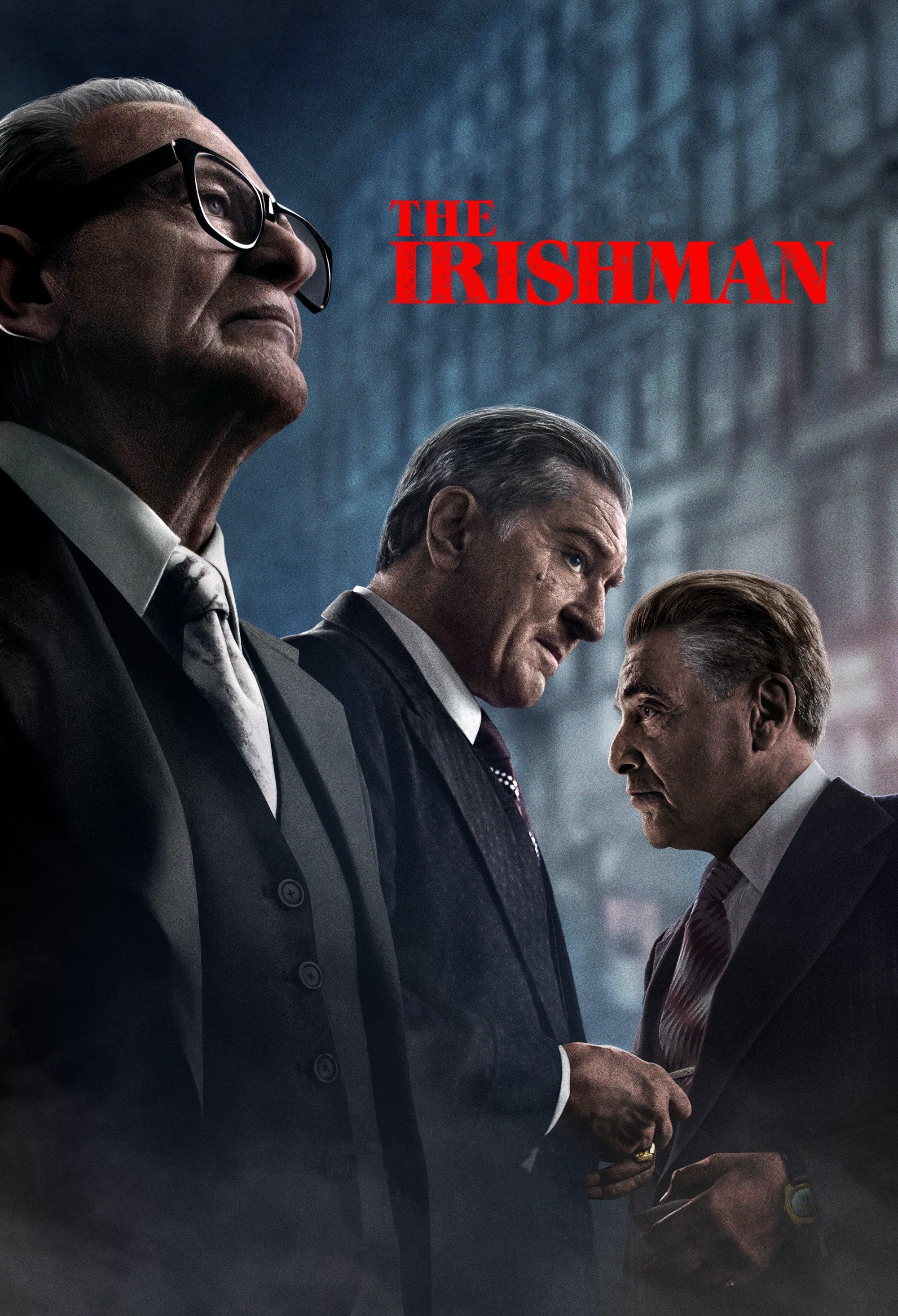 爱尔兰人 The Irishman (2019) Netflix中文字幕