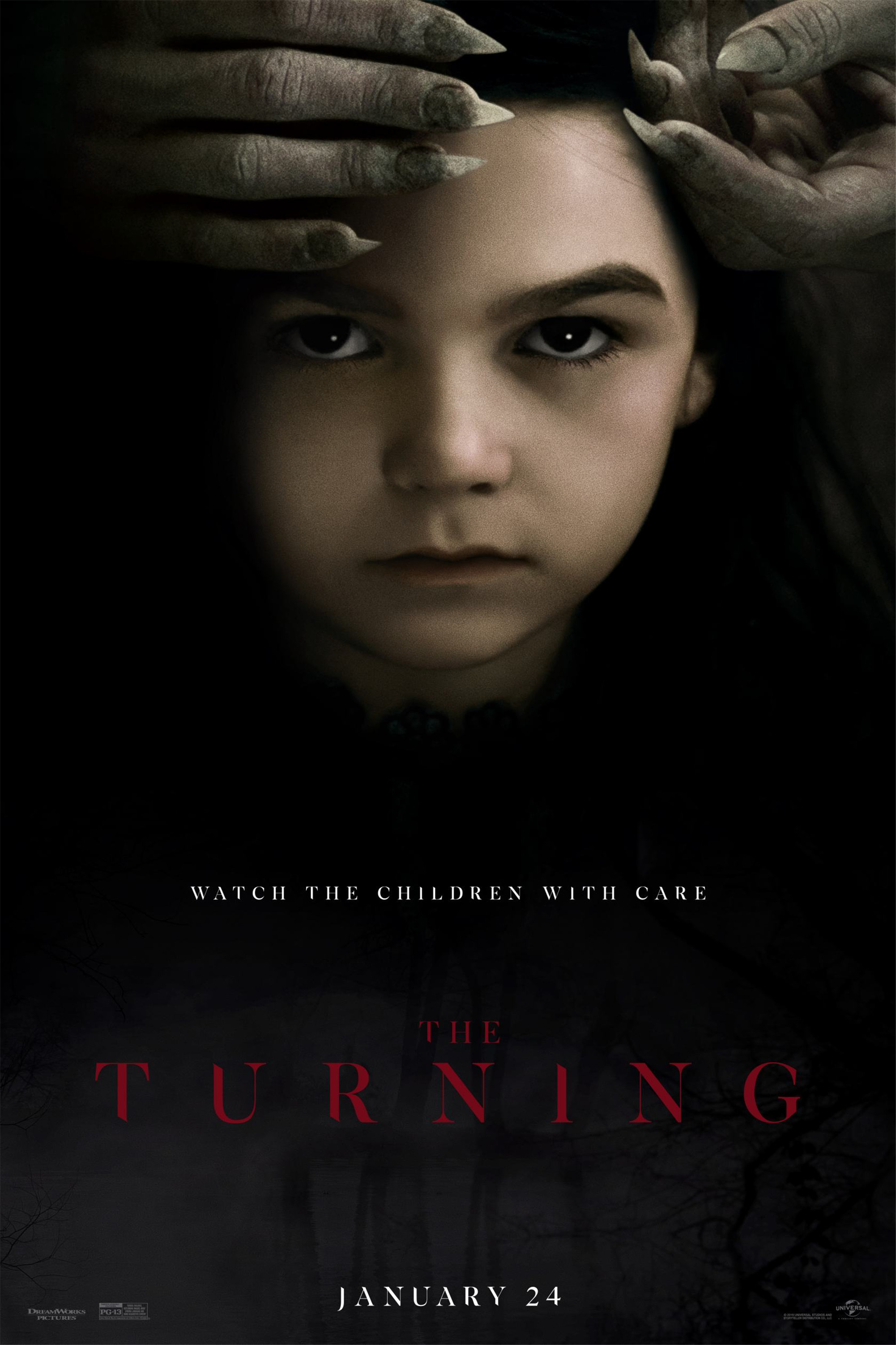 拧紧 The Turning (2020)