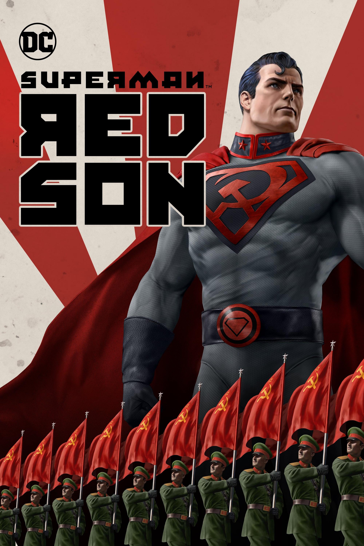 超人:红色之子 Superman: Red Son (2020)