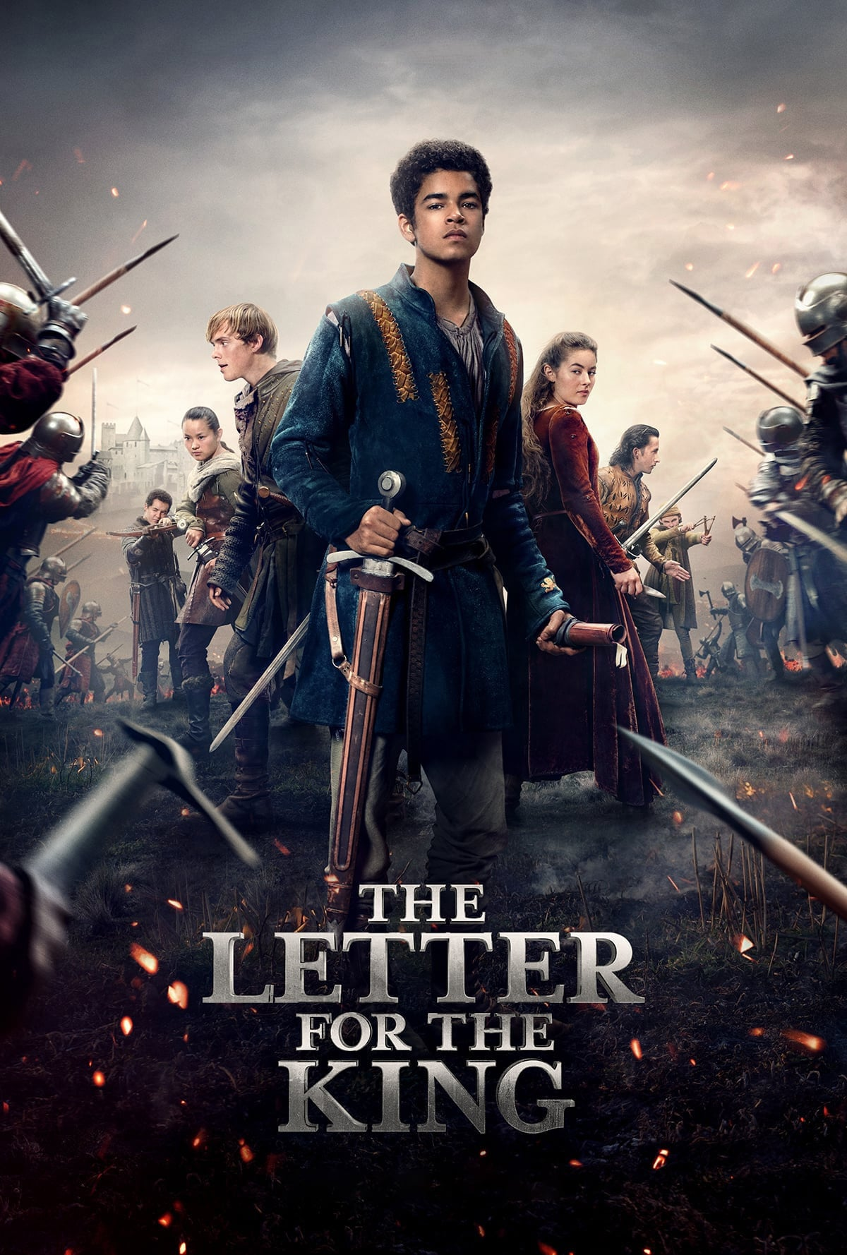 致国王的信 The Letter for the King (2019)