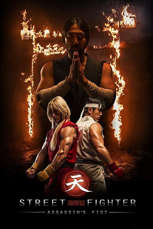 街头霸王:暗杀拳 Street Fighter Assassin's Fist (2014)
