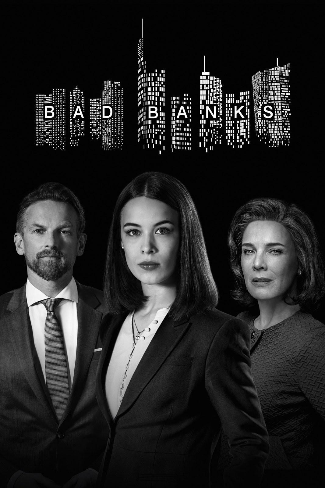 坏银行 第二季 Bad Banks Season 2 (2020)
