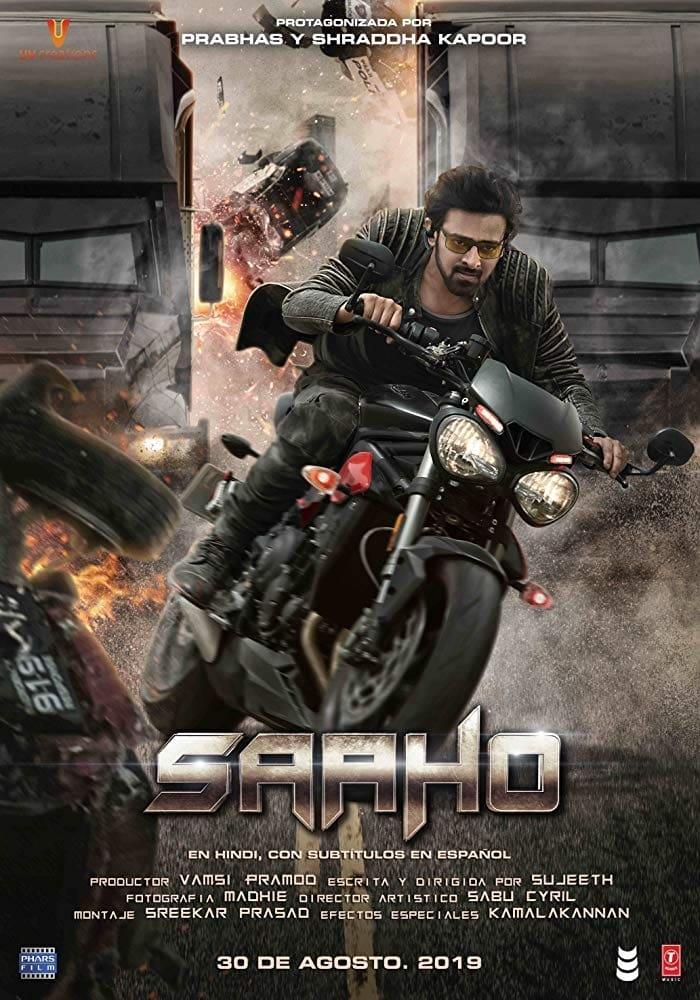 萨霍 Saaho (2019)