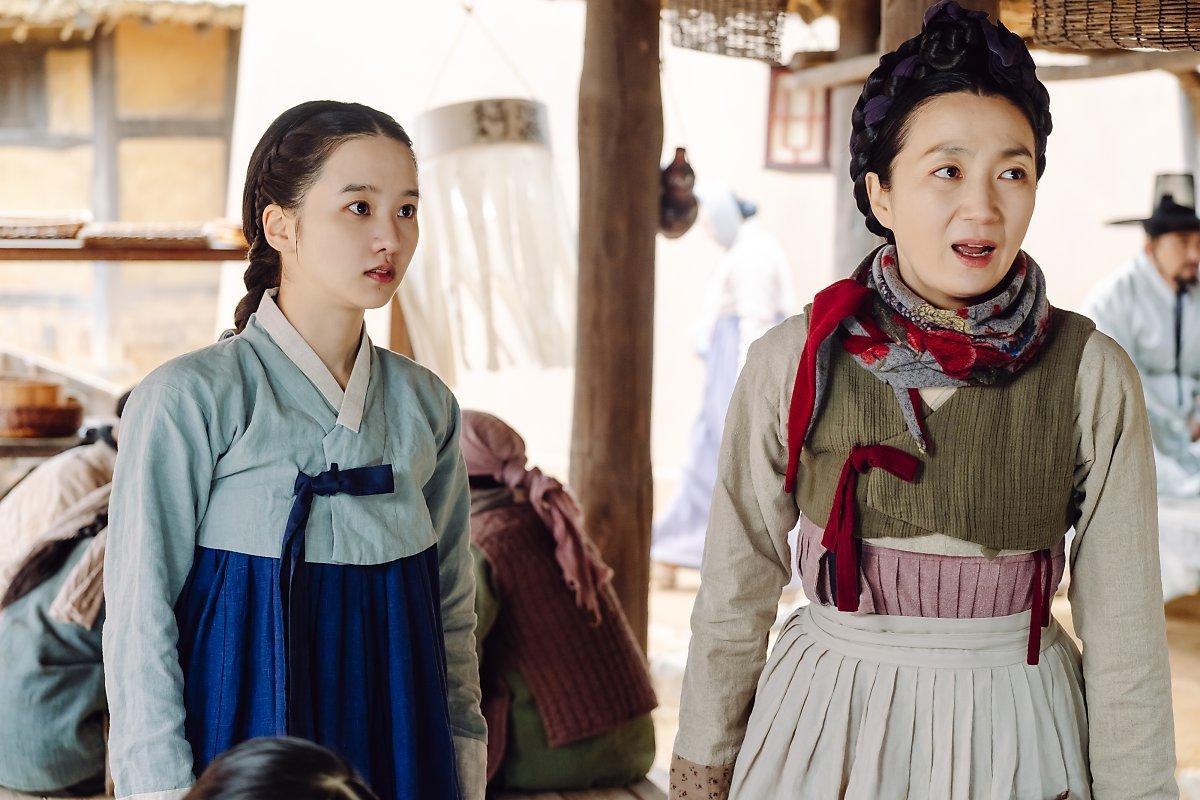 风云碑 바람과 구름과 비 (2020) 中文字幕