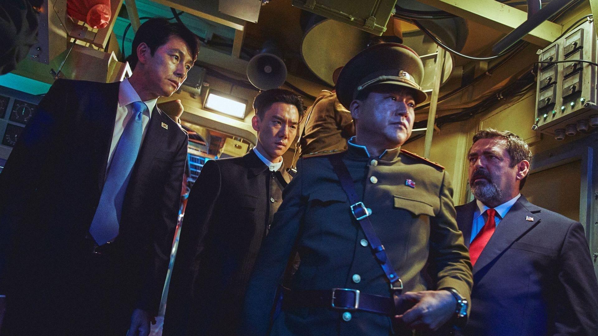 铁雨2:首脑峰会 강철비2: 정상회담 (2020) 简繁中文字幕