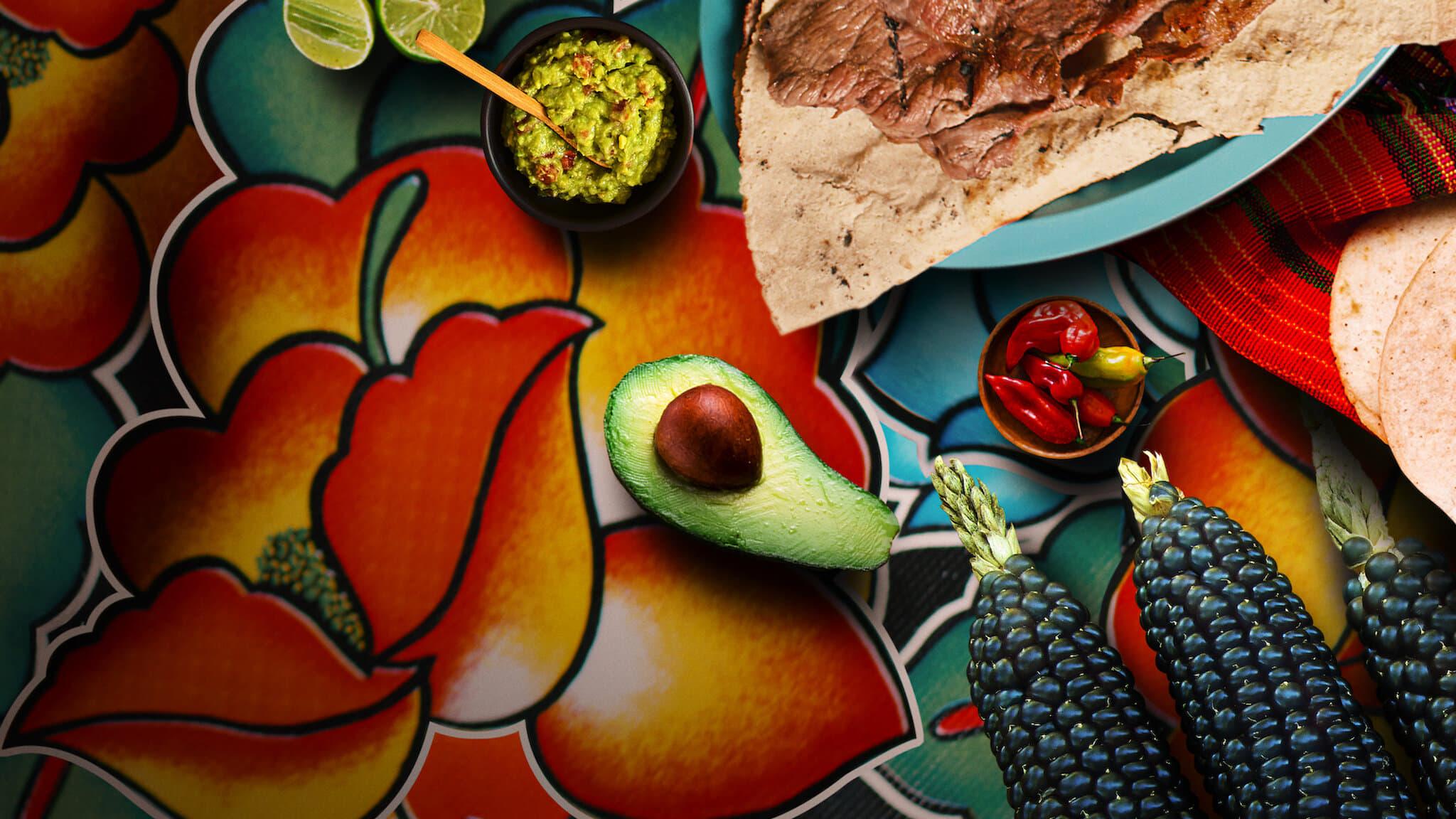 街头绝味:拉丁美洲 Street Food: Latin America (2020)