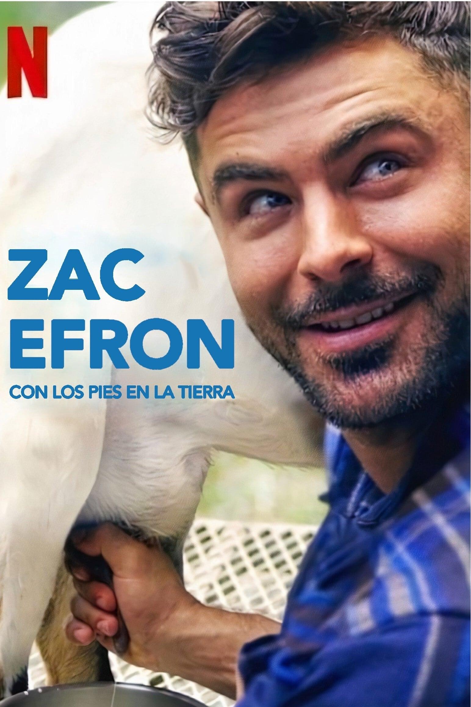 与扎克·埃夫隆环游地球 Down to Earth with Zac Efron (2020) Netflix 中文字幕