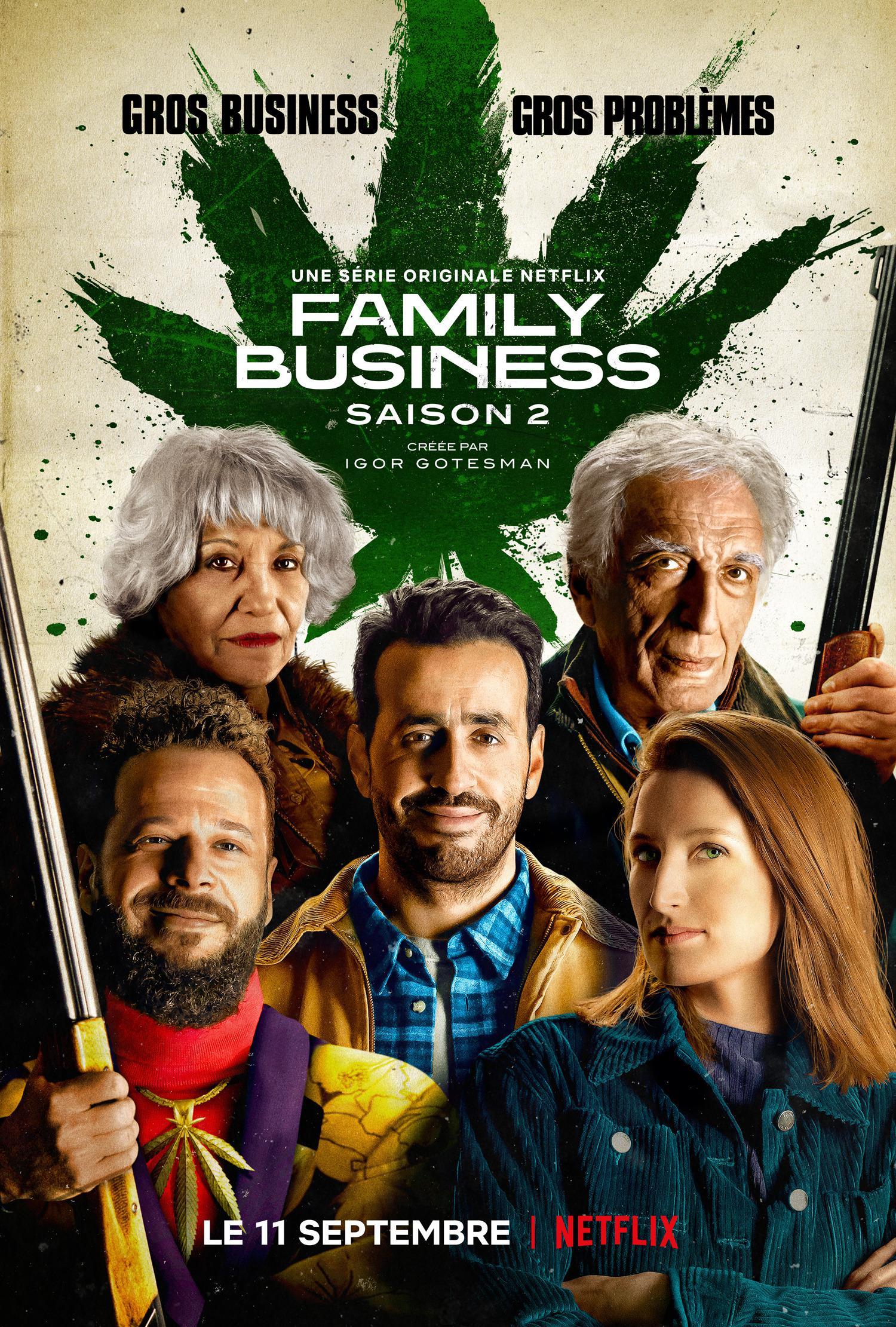家族企业 第二季 Family Business Season 2 (2020)