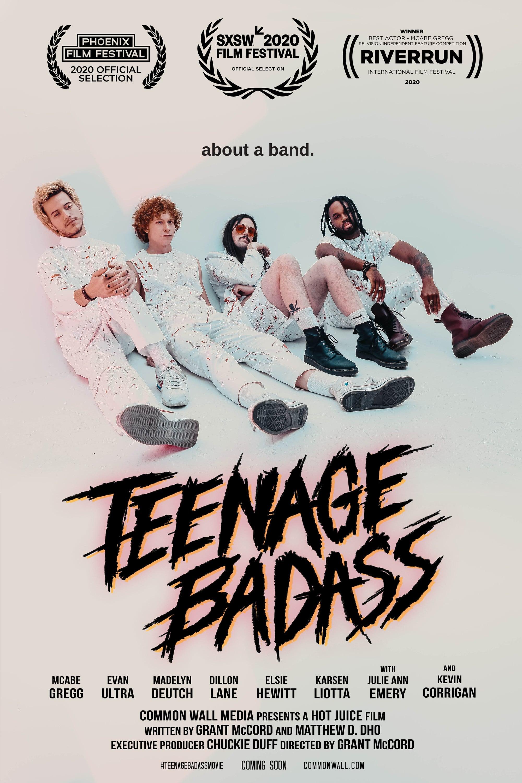 鬼马高中生 Teenage Badass (2020)