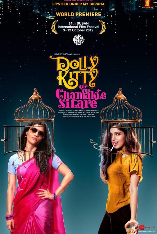 人前叫多莉,人后叫凯蒂 Dolly kitty aur woh chamakte sitare (2019) Netflix 中文字幕