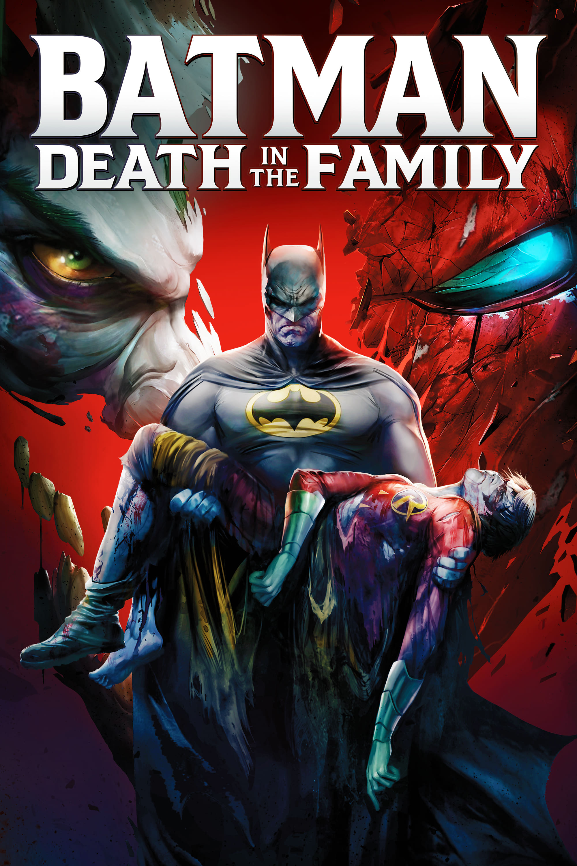 蝙蝠侠:家庭之死 Batman: Death in the Family (2020)