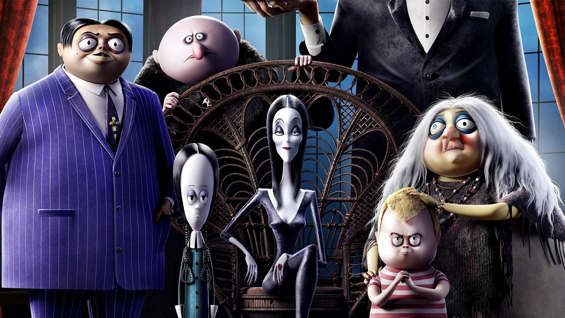 亚当斯一家2 The Addams Family 2 (2021)