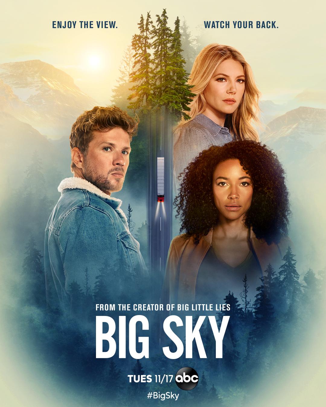 天空市凶案 Big Sky (2020)