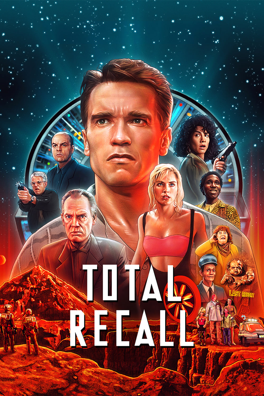 全面回忆 Total Recall (1990) 中文字幕