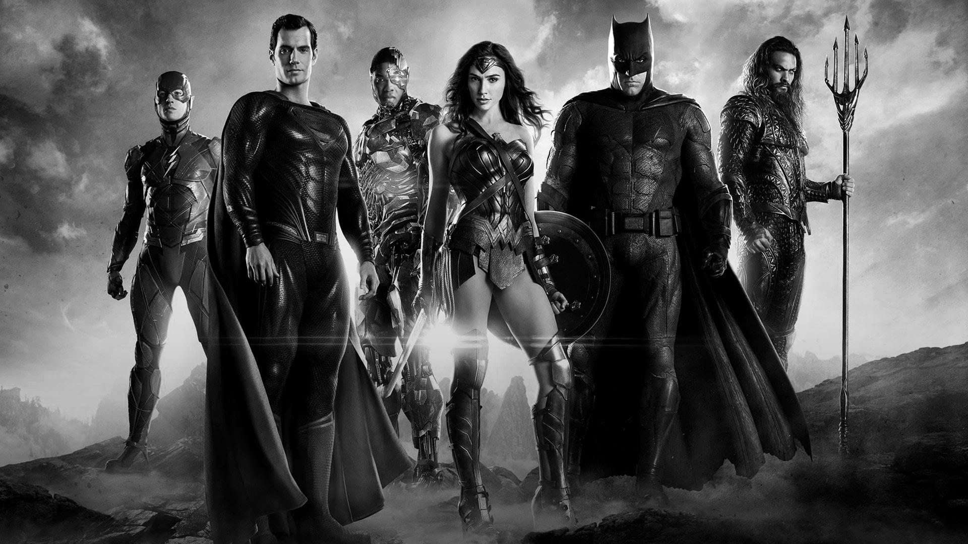 扎克·施奈德版正义联盟 Zack Snyder's Justice League (2021) 中文字幕