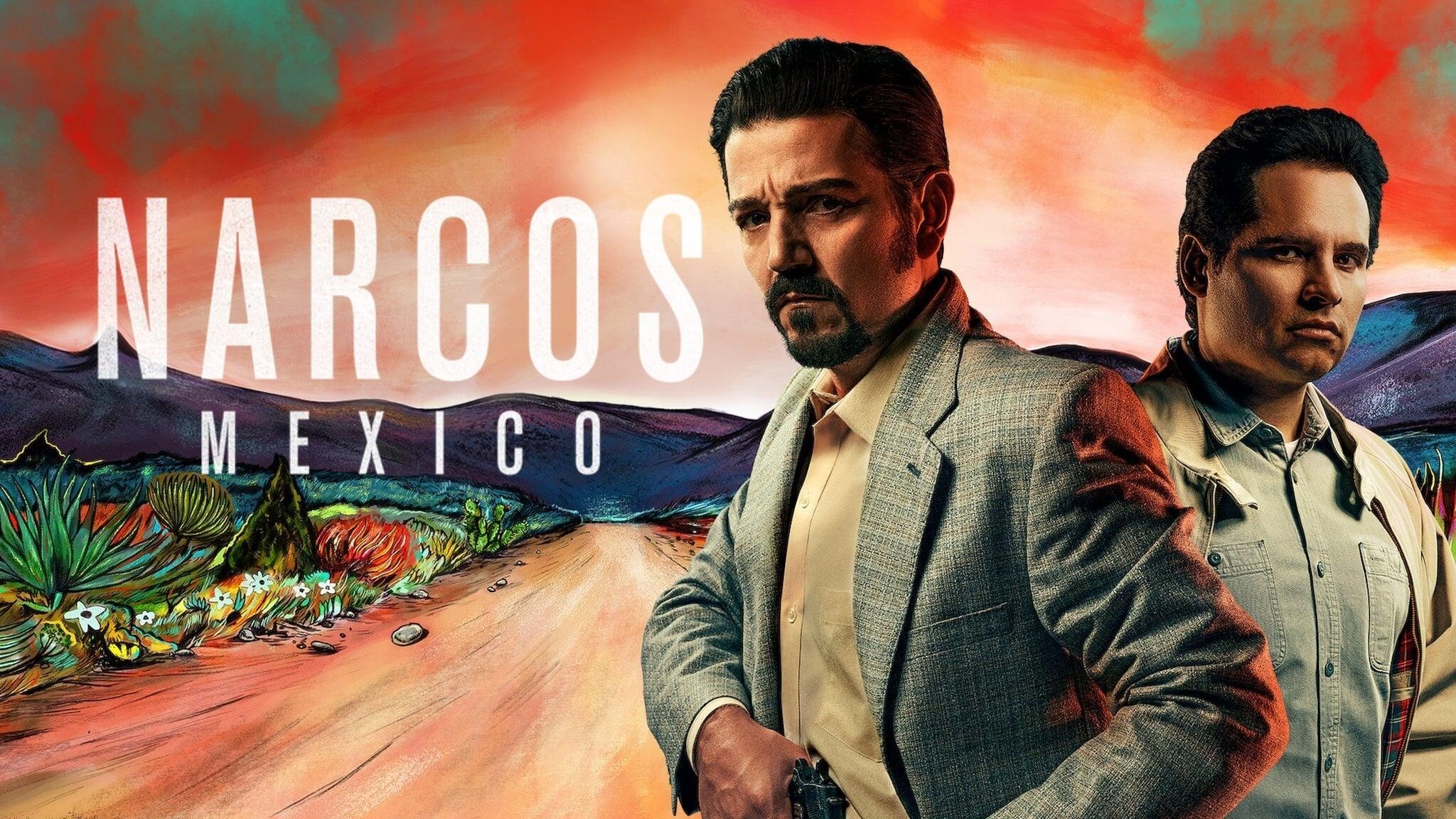 毒枭:墨西哥 第三季 Narcos: Mexico Season 3 (2021)