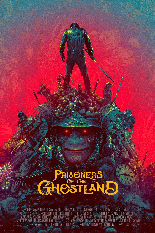 幽灵之国的囚徒 Prisoners Of The Ghostland (2021) 中文字幕