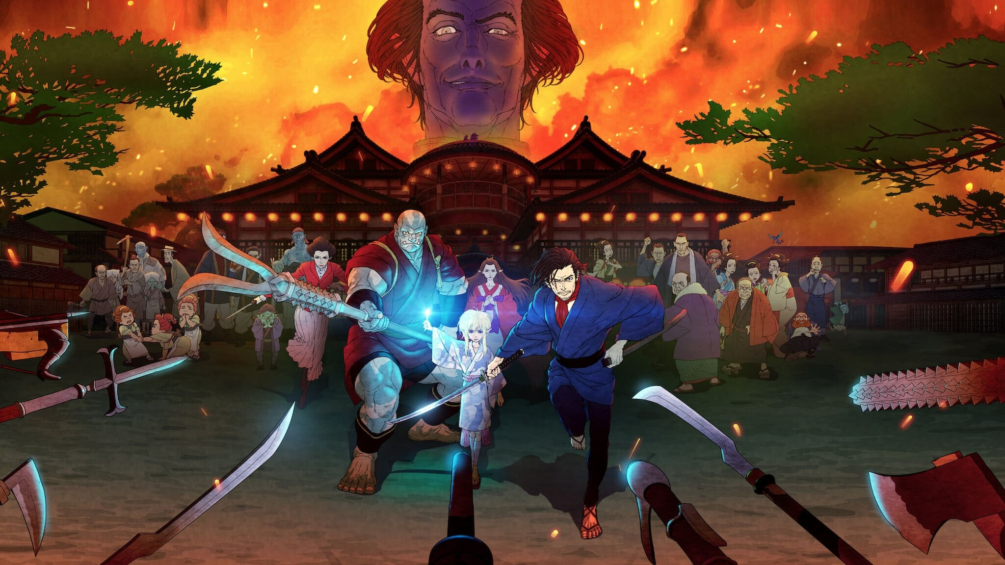 光灵:武士之魂 Bright: Samurai Soul (2021)  Netflix 中文字幕