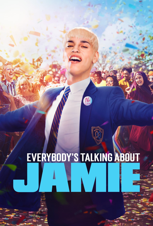 人人都在谈论杰米 Everybody's Talking About Jamie (2021) 中文字幕