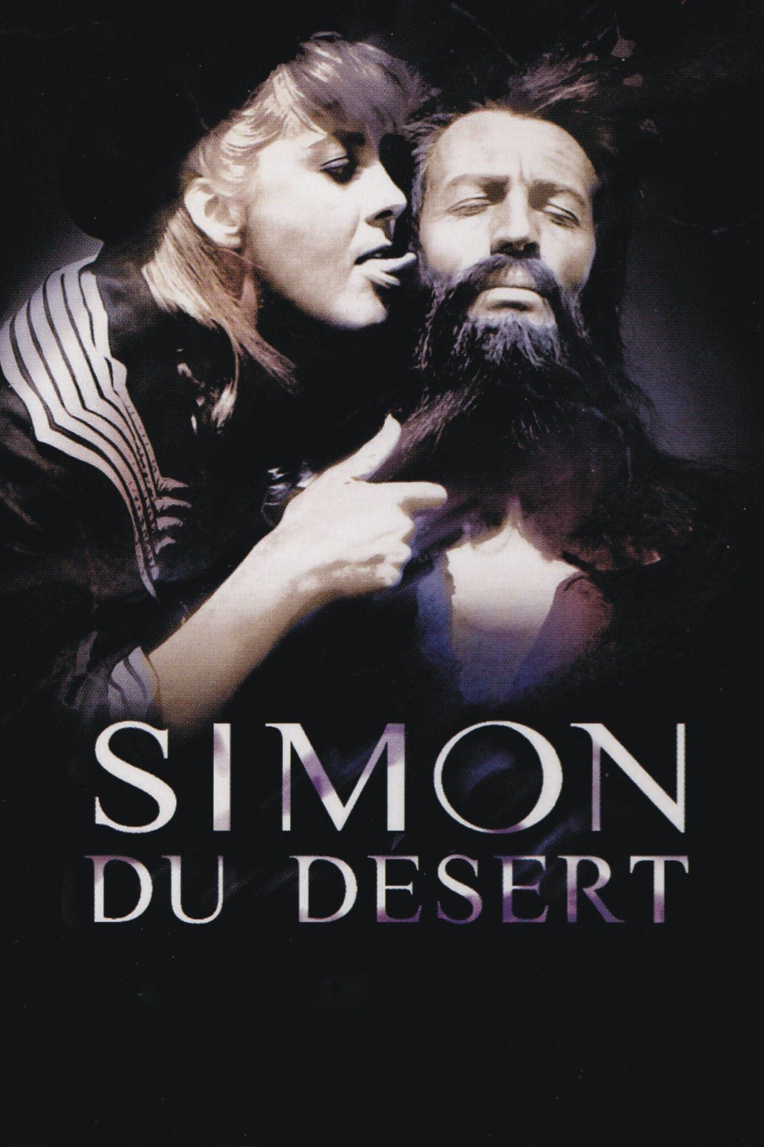 沙漠中的西蒙 Simón del desierto (1965) 中文字幕