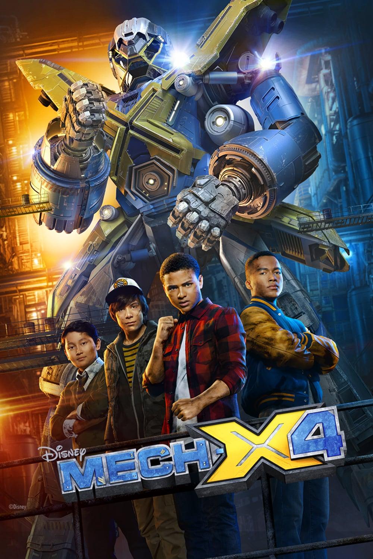 Mech-X4 Season 2 (2017) 中文字幕